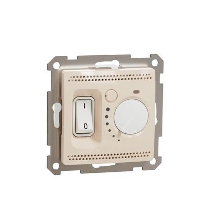 SDD112506 Prostorový termostat16A, Béžová, Schneider electric