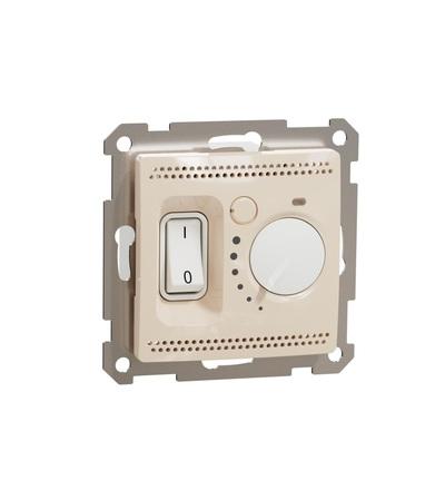SDD112507 Podlahový termostat16A, Béžová, Schneider electric