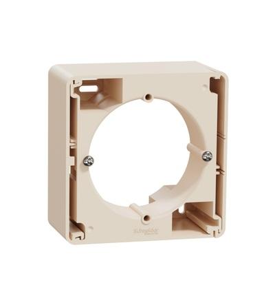 SDD112901 Krabice povrchová, Béžová, Schneider electric