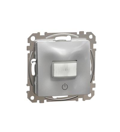 SDD113504 Pohybové čidlo se spínačem 10A, Aluminium, Schneider electric