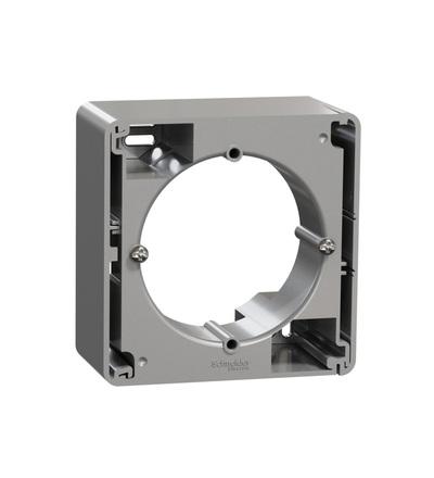 SDD113901 Krabice povrchová, Aluminium, Schneider electric