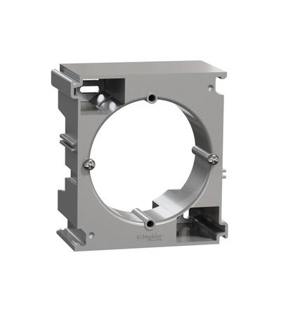 SDD113902 Krabice povrchová vícenásobná, Aluminium, Schneider electric