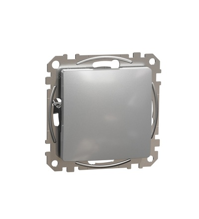 SDD113904 Záslepný kryt, Aluminium, Schneider electric