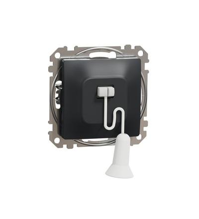 SDD114122 Tlačítkový ovládač s táhlem, Antracit, Schneider electric