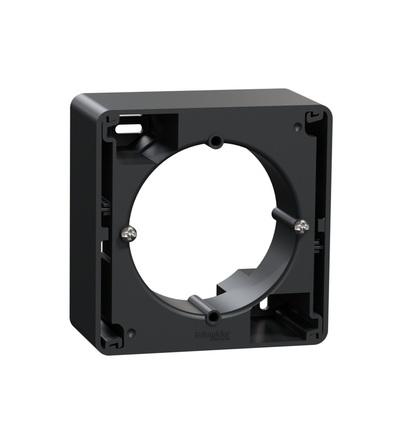 SDD114901 Krabice povrchová, Antracit, Schneider electric