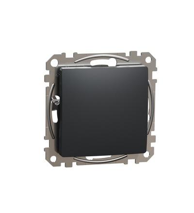 SDD114904 Záslepný kryt, Antracit, Schneider electric