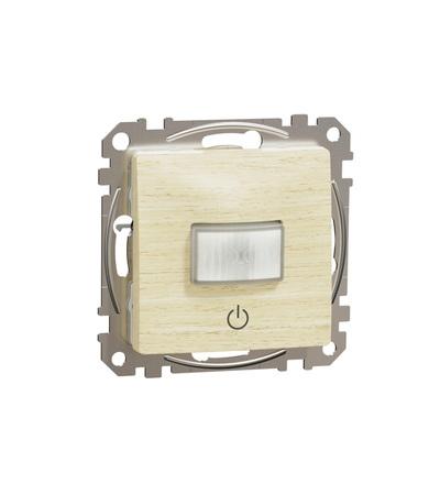 SDD180504 Pohybové čidlo se spínačem 10A, Bříza, Schneider electric