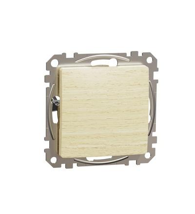 SDD180904 Záslepný kryt, Bříza, Schneider electric