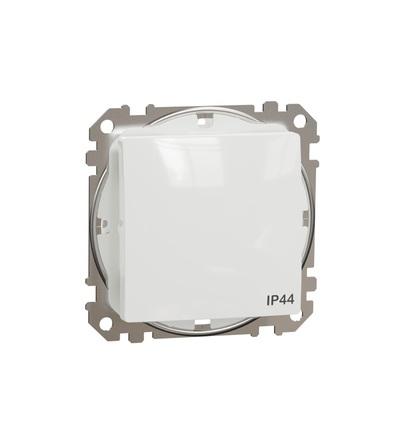 SDD211101 Spínač jednopólový ř.1 IP44, Bílá, Schneider electric