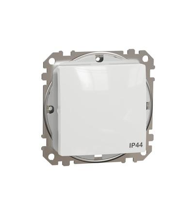 SDD211106 Přepínač střídavý ř.6 IP44, Bílá, Schneider electric