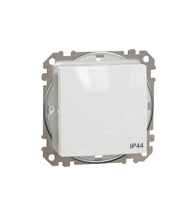 SDD211107 Přepínač křížový ř.7 IP44, Bílá, Schneider electric