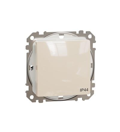 SDD212106 Přepínač střídavý ř.6 IP44, Béžová, Schneider electric