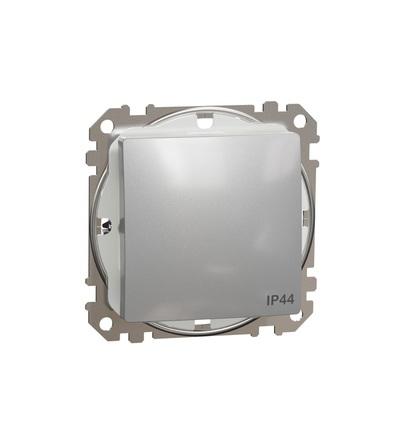 SDD213101 Spínač jednopólový ř.1 IP44, Aluminium, Schneider electric