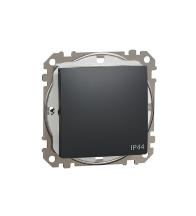 SDD214101 Spínač jednopólový ř.1 IP44, Antracit, Schneider electric