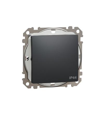 SDD214106 Přepínač střídavý ř.6 IP44, Antracit, Schneider electric