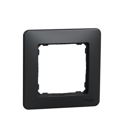SDD314801 Rámeček jednonásobný, Antracit, Schneider electric