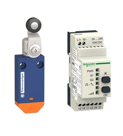 XCMWD15 Sada vysílač a přijímač, Schneider Electric