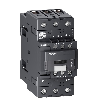 Schneider Electric Stykač 80A AC-3 3P 24V AC LC1D80AB7