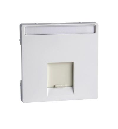 MTN469825 Centrální deska pro 1-segmentovou nosnou desku s propojovacími moduly, System M, active, Schneider Electric
