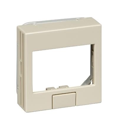 MTN5775-0344 Centrální deska pro univerzální termostat, System M, white cream, Schneider Electric