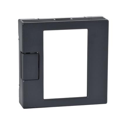 MTN5775-0414 Centrální deska pro univerzální termostat, System M, antracit, Schneider Electric