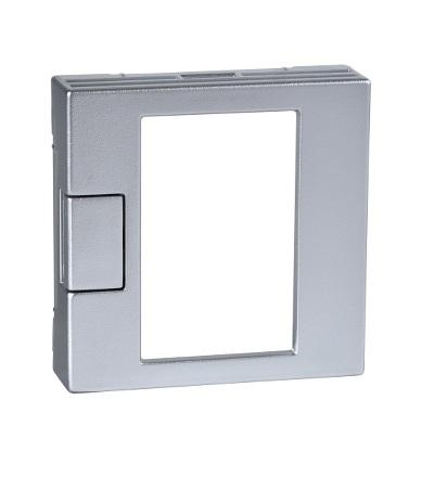 MTN5775-0460 Centrální deska pro univerzální termostat, System M, alu, Schneider Electric
