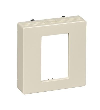 MTN5775-4044 Centrální deska pro univerzální termostat, S-Design, white cream, Schneider Electric