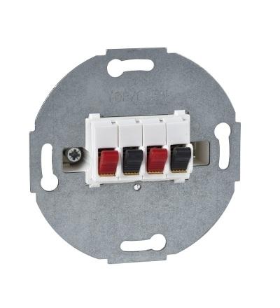 MTN467019 Svorky pro připojení reprodutorů dvojnásobné, polar, Schneider Electric