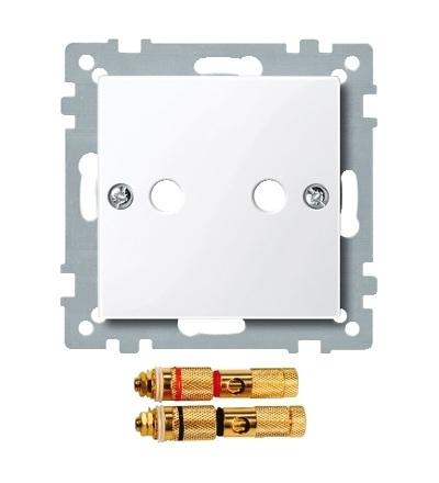 MTN468825 Centrální deska s konektorem Cinch, System M, active, Schneider Electric