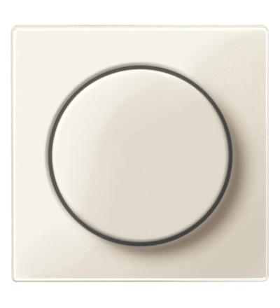 MTN5250-0344 Centrální deska pro otočný stmívač do 600 VA, System M, white cream, Schneider Electric