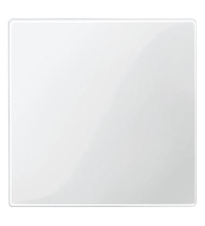 MTN577619 Kryt tlačítkového stmívače, System M, polar, Schneider Electric