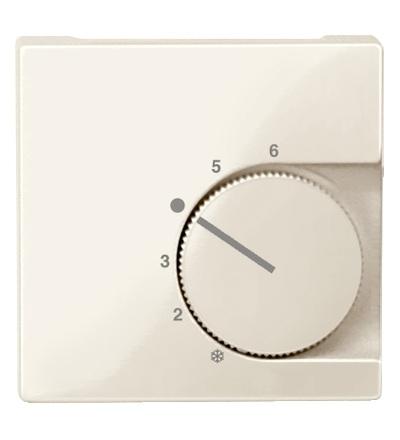 MTN534744 Centrální deska pro mechanismus ovládání termostatu, white cream cream, Schneider Electric