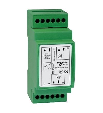 MTN576397 Relé pro vícenásobné ovládání rolet REG, Schneider Electric