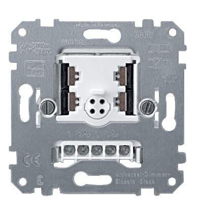 MTN568099 Mechanismus univerzálního stmívače dvousegmentového, Schneider Electric