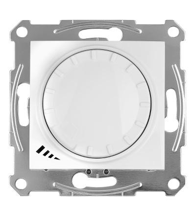 SDN2201221 Stmívač otočný univerzální pro LED 230 V zdroje, polar, Schneider Electric