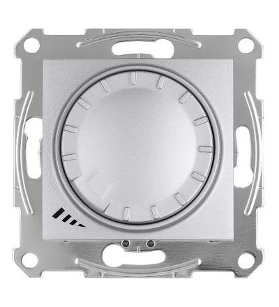 SDN2201260 Stmívač otočný univerzální pro LED 230 V zdroje, alu, Schneider Electric