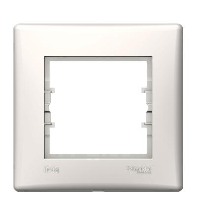 SDN5810523 Rámeček IP44 jednonásobný, cream, Schneider Electric