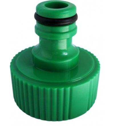 Adaptér plastový,vnitřní závit, 1