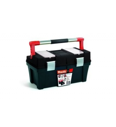 Box plastový, na nářadí, Practic, 458 x 257 x 245 mm 600326