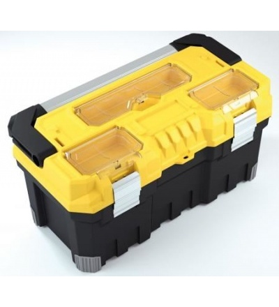 Box plastový, na nářadí, Titan 496 x 258 x 240 mm 600318
