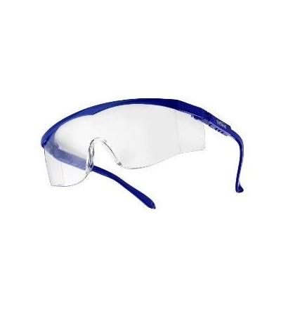 Brýle ochranné plastové, nastavitelné bočnice 600242