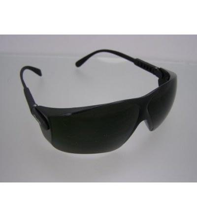 Brýle ochranné, svářečské, plastové, nastavitelné bočnice 600241