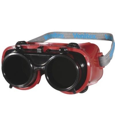 Brýle ochranné, svářečské, výklopné 600240