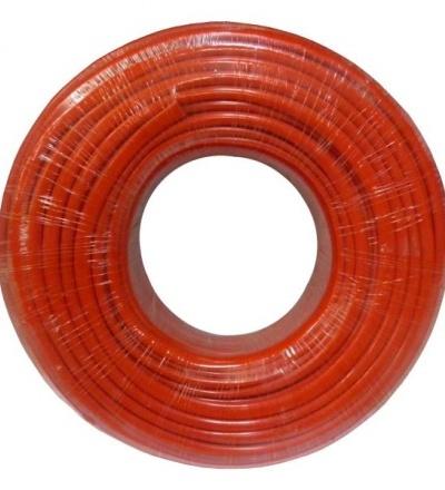 Hadice nivelační, červená, 100 m,  900648