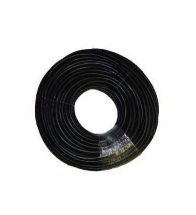 Hadice nivelační, pryžová, černá, 100 m 900544
