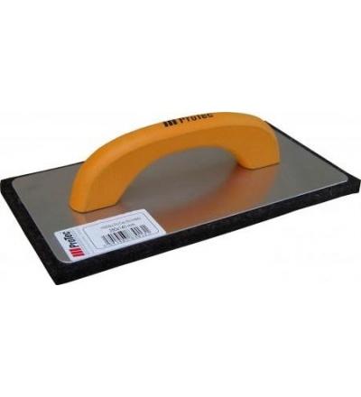 Hladítko ProTec, plsť hnědá, 200 x 70 x 10 mm 803014