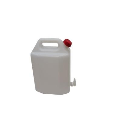 Kanystr plastový, s kohoutkem, 10l 309322