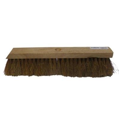Kartáč silniční, dřevěný, přírodní, 400 x 50 mm 600513