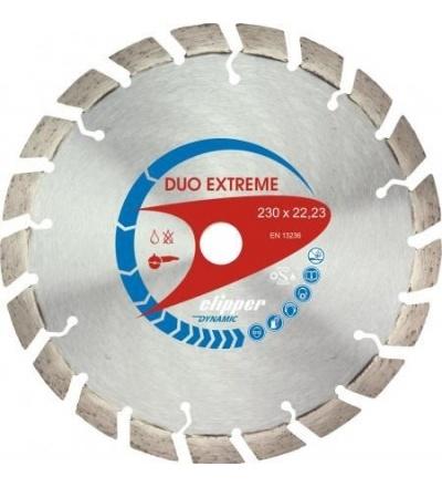 Kotouč diamantový, Duo Extreme, 125 x 22,23 x 2,2 mm 501307