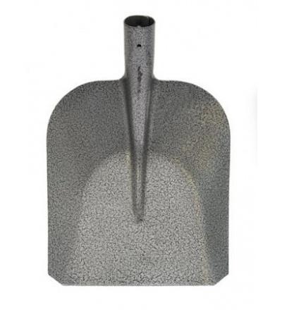 Lopata ocelová, stájová, kladívkový lak 105331